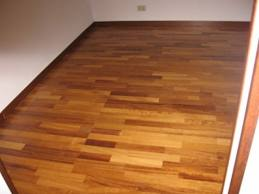 Wood floors H P L